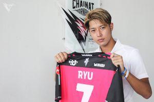 Ngoại binh điển trai vừa chia tay FLC Thanh Hóa gia nhập đội bóng Thái Lan