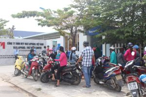 Quảng Nam: Gần 500 công nhân đình công vì bị ép tăng ca