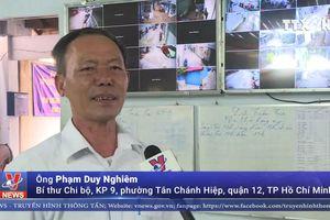 Câu chuyện camera an ninh tại Quận 12 TP HCM