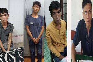 Bắt khẩn cấp băng trộm cướp liên tỉnh miền Tây