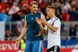 Tuyển Đức thua ngược Áo trong ngày Neuer trở lại