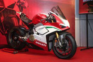 Ducati Panigale V4 Speciale giá gần 2 tỷ tại VN có gì đặc biệt?