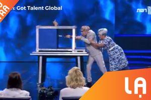 Màn 'mất tích' bí ẩn của thí sinh ngay trên sân khấu Got Talent
