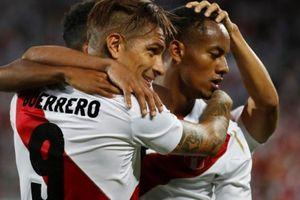Giao hữu tiền World Cup 2018: Guerrero trở lại, Peru hạ gục Ả Rập Xê Út 3-0