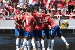 Giao hữu tiền World Cup 2018: Costa Rica 3-0 Bắc Ireland