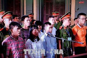 Xét xử phúc thẩm nhóm khủng bố đốt kho tạm giữ xe vi phạm, đặt bom sân bay Tân Sơn Nhất