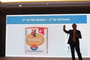Lần đầu tiên trên thế giới có loại sữa chứa dưỡng chất 'vàng' như sữa mẹ