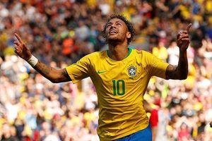 Neymar không màng tới kỷ lục ghi bàn cho Brazil