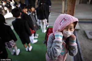 Trẻ em Fukushima biểu diễn thời trang ở New York