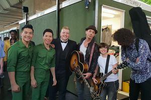 Khoảnh khắc xúc động của Quốc Cơ, Quốc Nghiệp tại đêm Chung kết Britain's Got Talent