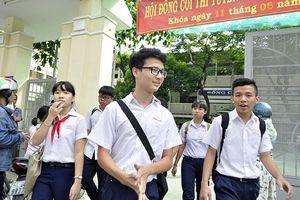 Hà Nội công bố lịch thi tuyển sinh vào lớp 10 năm học 2018 - 2019