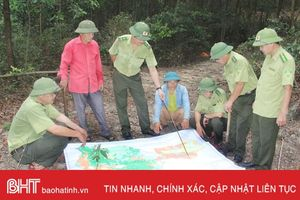 Phòng chống cháy rừng ở Hương Khê: Phòng là chính