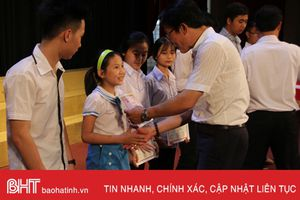 Nghi Xuân có trên 1.200 học sinh giỏi các cấp năm học 2017 - 2018