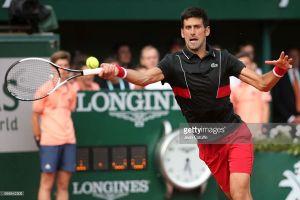 Vòng 4 Roland Garros: Ơn trời, Djokovic đã là chính mình!