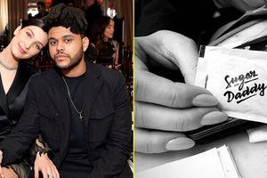 The Weeknd đăng ảnh Bella Hadid trên Instagram ngầm thừa nhận 'nối lại tình xưa'
