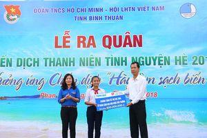 Trao 200 triệu đồng cho học sinh nghèo Bình Thuận