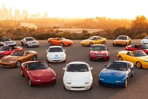 Mất tới 87 năm, Mazda mới đạt một dấu mốc quan trọng tại quê nhà Nhật Bản.
