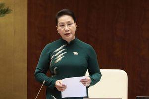 Chủ tịch Quốc hội: Bộ Giao thông dùng lại tên gọi cũ là 'trạm thu phí'