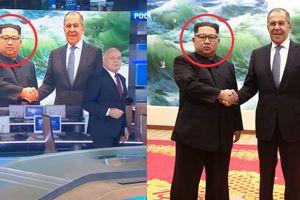 Giải mã nụ cười kỳ lạ của nhà lãnh đạo Triều Tiên khi gặp Ngoại trưởng Nga