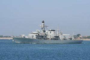 Khu trục hạm săn ngầm Anh sắp tiến vào biển Đông tuần tra hàng hải