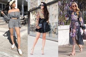 Instagram tuần qua: Loạt fashionista đình đám ''rủ nhau'' diện đồ hè đơn giản mà chất lừ