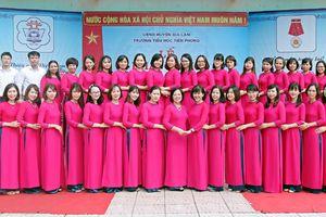 Trường Tiểu học Tiền Phong, Gia Lâm: Nơi ươm mầm những ước mơ