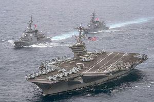 Trung Quốc 'khuấy' Biển Đông, Anh-Pháp nhảy vào trợ chiến Mỹ