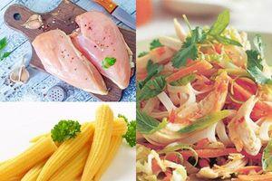 Cách làm salad rau trộn giúp giảm cân an toàn và hiệu quả bất ngờ