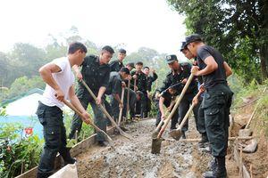 Điện Biên: Ra quân Chiến dịch Thanh niên tình nguyện Hè 2018