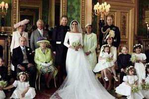 Hậu trường những bức ảnh đám cưới Hoàng gia