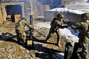 Binh sĩ Mỹ huấn luyện phối hợp tác chiến trong các cuộc tập trận