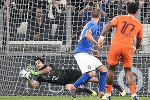 Italia 1-1 Hà Lan: 'Hàng thải' Chelsea giải cứu Cơn lốc màu da cam