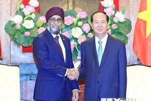 'Cần tôn trọng luật pháp quốc tế và tự do hàng hải ở biển Đông'