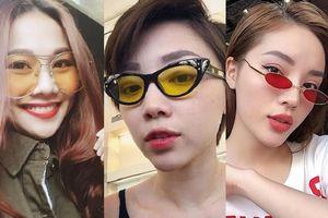 Thanh Hằng, Tóc Tiên, Kỳ Duyên không tiếc tiền mua kính độc - lạ