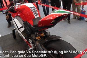 Cận cảnh 'siêu môtô' Ducati chỉ sản xuất 1.500 chiếc cập bến Việt Nam