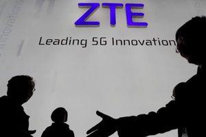 'ZTE đã ký thỏa thuận nộp phạt 1,7 tỷ USD với Mỹ'