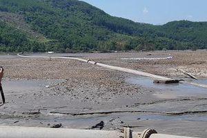 Vụ bùn đe dọa cảng Chân Mây: BQL Dự án Đầu tư xây dựng Khu Kinh tế nói gì?