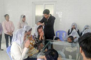 Huế: Xuất hiện nhiều điểm truyền đạo Hội Thánh Đức Chúa Trời Mẹ trái phép