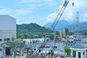 Hà Giang: Nổ mìn nạo vét lòng hồ thủy điện sông Lô 4, nhiều nhà dân bị ảnh hưởng