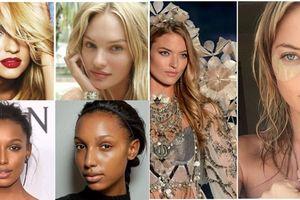 Dàn thiên thần nội y Victoria's Secret để mặt mộc: Ai mới là 'thánh nữ' thật sự?