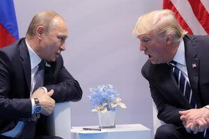 Tổng thống Putin khen ông Trump 'can đảm, chín chắn' khi gặp ông Kim