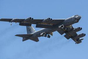 Lầu Năm Góc xác nhận B-52 diễn tập ở Biển Đông
