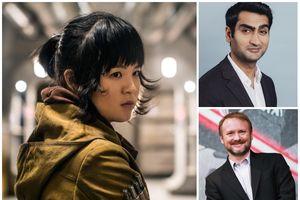 Loạt sao Hollywood lên tiếng bảo vệ diễn viên gốc Việt Kelly Marie Tran