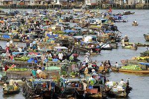 Phát triển du lịch thành phố Cần Thơ trong xu thế hội nhập quốc tế