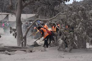 Guatemala: Gần 200 người vẫn chưa được tìm thấy sau thảm họa núi lửa phun trào