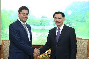 Chile coi trọng thúc đẩy hợp tác kinh tế với Việt Nam
