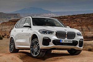 BMW X5 thế hệ mới ra mắt: Đẹp, sang trọng và đầy công nghệ