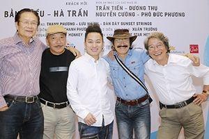 Cuộc chơi của Tùng Dương cùng 4 'Tráng sĩ sông Hồng'