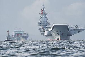 Trung Quốc sẵn sàng 'tung' nhóm tác chiến tàu sân bay đầu tiên