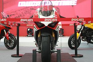 Dàn môtô phân khối lớn Ducati nổi bật nhất AutoExpo 2018